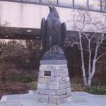 Eagle Statue, American University