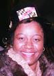 Baltimore school teacher Lurita Johnson at an inaugural gala at the Baltimore Convention Center. / Newsline photo by Hortense Barber