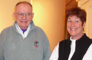 Paul Lambertson and Truby LaGarde