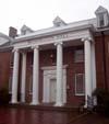 Washington Hall, home of University basketball player Len Bias. The former terp basketball star is said to haunt the hall (Newsline photo by Alan J. McCombs)