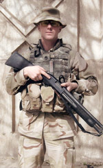 Staff Sgt. Christopher O. Moudry