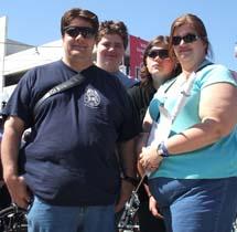 Schneider family / Newsline photo by Tamra Tomlinson