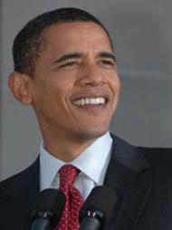 Barack Obama / Courtesy of BarackObama.com
