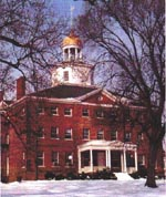 McDowell Hall, Courtesy St. John's College