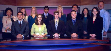 The TV Crew, Fall 2007